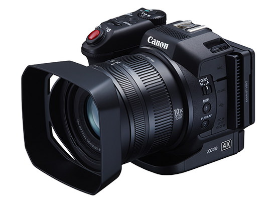 canon-xc10 Sony A7S II rumored to employ a Canon XC10-like design Rumors