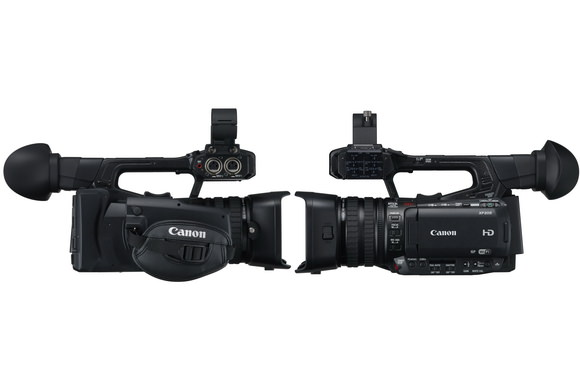 Canon XF205 and XF200