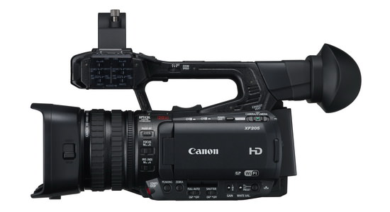 canon-xf205 Canon XF205 and Canon XF200 camcorders become official News and Reviews