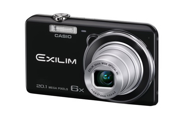 Casio EX-ZS30 camera specs and release date announced