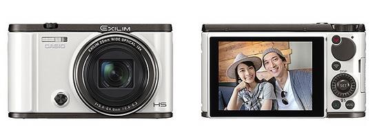 casio-exilim-ex-zr3000 Casio Exilim EX-ZR3000 and EX-ZR60 unveiled for selfie fans News and Reviews