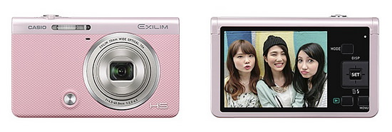 casio-exilim-ex-zr60 Casio Exilim EX-ZR3000 and EX-ZR60 unveiled for selfie fans News and Reviews