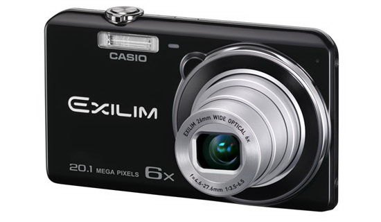 casio-exilim-ex-zs30-compact-camera Casio introduces EX-ZS30 compact camera with 20.1-megapixel sensor News and Reviews