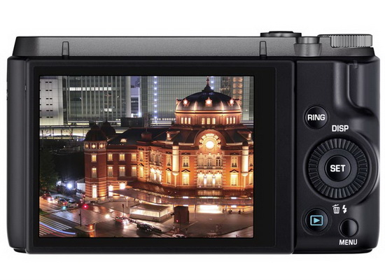 casio-exilim-zr1100-back Casio Exilim ZR1100 compact camera officially announced News and Reviews
