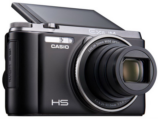 casio-exilim-zr1100 Casio Exilim ZR1100 compact camera officially announced News and Reviews
