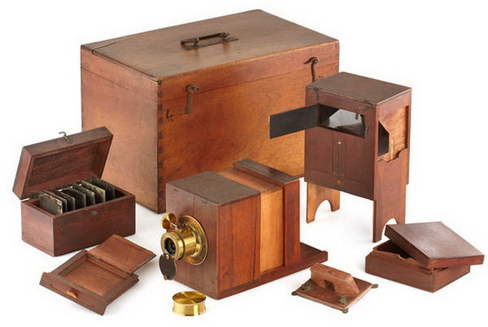charles-chevalier-daguerreotype-camera NASA-modified Nikon F3 camera available at WestLicht auction News and Reviews
