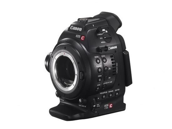 cheaper-canon-c100-nab-show-2013 Canon's new cinema camera could be the cheaper EOS C50 Rumors