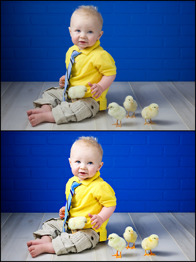 chicks Using Photoshop Actions for Bright, Vivid Color Blueprints Photoshop Actions Photoshop Tips & Tutorials
