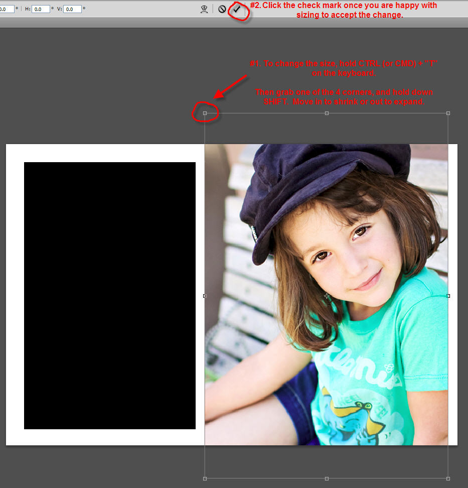"""clipping-mask-tut3 How to use a """"Clipping Mask"""" to insert photos into a template Photoshop Tips & Tutorials"""