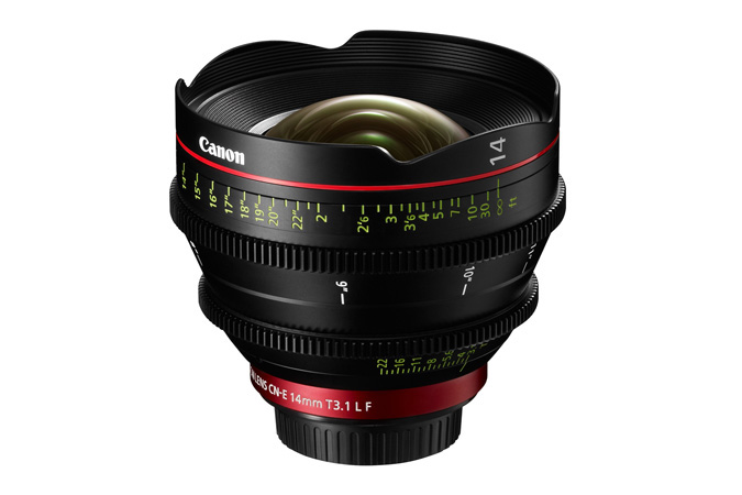 cne14mm_front Canon expands Cinema Prime Lens family News and Reviews