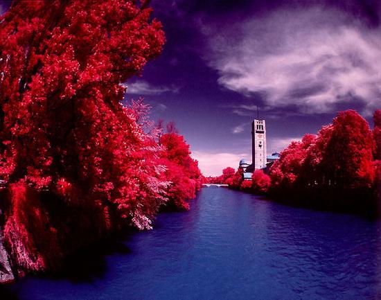 color-infrared-film-dean-bennici Amazing color infrared film photography by Dean Bennici Exposure