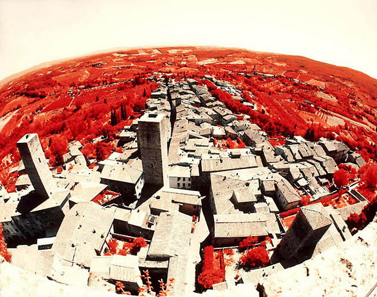 color-infrared-film-photography Amazing color infrared film photography by Dean Bennici Exposure