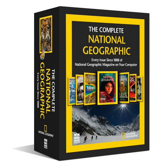 complete-national-geographic-collection Complete National Geographic collection available for only $24.95 News and Reviews