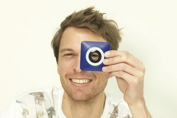 Conran analogue camera concept
