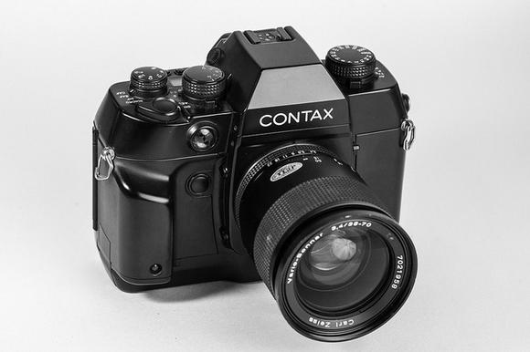 Contax AX SLR