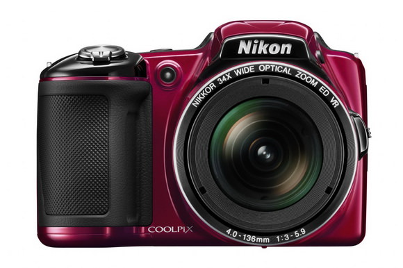 Coolpix L830 Red