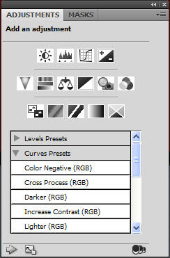 cs4-adjustment-panel Photoshop CS4 - Do you need to upgrade? My 1st Impressions... Announcements Photography & Photoshop News