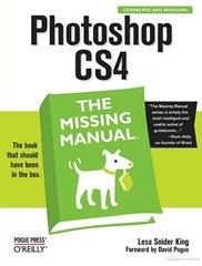 cs4missingmanual1 12 Free Photoshop Books plus 3 MCP Favorite Books Revealed Announcements Photoshop Tips & Tutorials