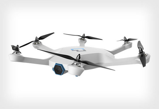 cyphy-lvl-1-drone CyPhy LVL 1 Drone is the first drone for absolutely everyone News and Reviews