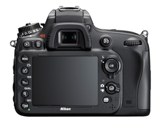 d610-back Nikon D610 camera officially announced to replace D600 News and Reviews