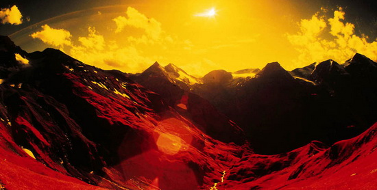 dean-bennici Amazing color infrared film photography by Dean Bennici Exposure