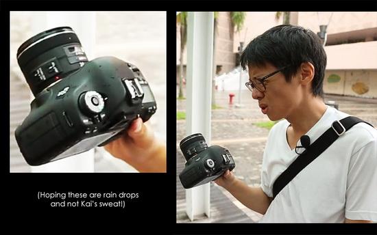 "digitalrev-used-canon-5d-mark-iii-raindrops DigitalRev sold a used Canon 5D Mark III as ""new"" News and Reviews"