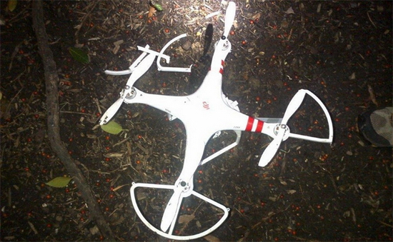 dji-drone-crash DJI drones will not be able to fly over Washington, DC soon News and Reviews