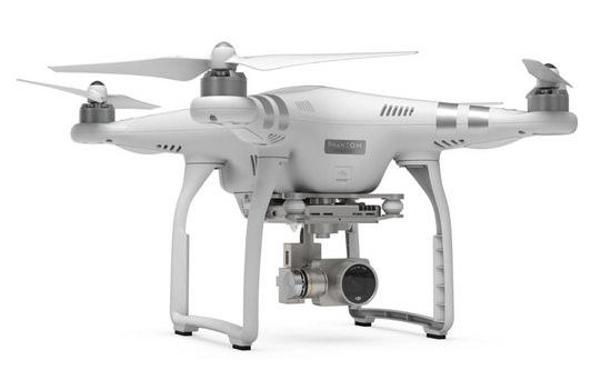 dji-phantom-3-advanced DJI Phantom 3 drone announced with built-in 4K camera News and Reviews