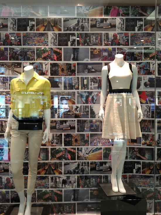 dkny-window-store-bangkok-thailand DKNY donates $25,000 after using HONY photos without permission News and Reviews