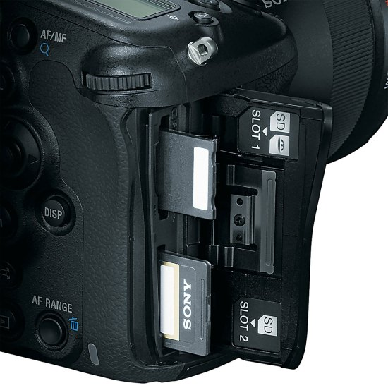 dual-sd-card-slots Weathersealed Fujifilm camera to feature dual SD card slots Rumors