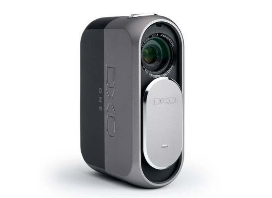 dxo-one-front DxO ONE is a connected camera attached to an iPhone News and Reviews