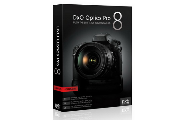 DxO Optics Pro 8.1.4 software update now available for download