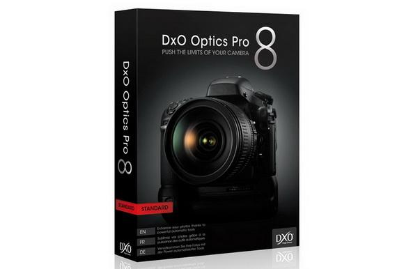 DxO Optics Pro update 8.1.5