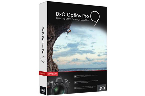 DxO Optics Pro 9.1.4 update