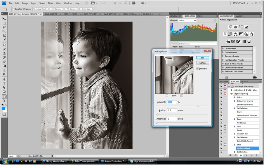 edgesharpening2-thumb Free Sharpening Photoshop Action and Tutorial: Edge Sharpening Free Actions Photoshop Actions Photoshop Tips & Tutorials