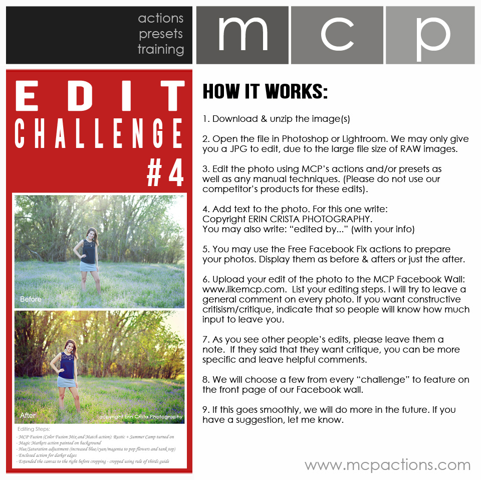 edit-challenge4 How To Edit Outdoor Senior Photos Quickly With Photoshop Actions Blueprints Photoshop Actions Photoshop Tips & Tutorials