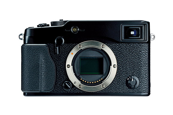 Entry-level Fujifilm X-Trans camera