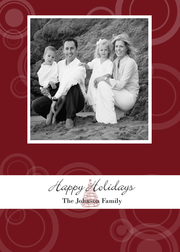 example-5 Making Holiday Cards In Photoshop {Brush Style} Guest Bloggers Photoshop Tips & Tutorials