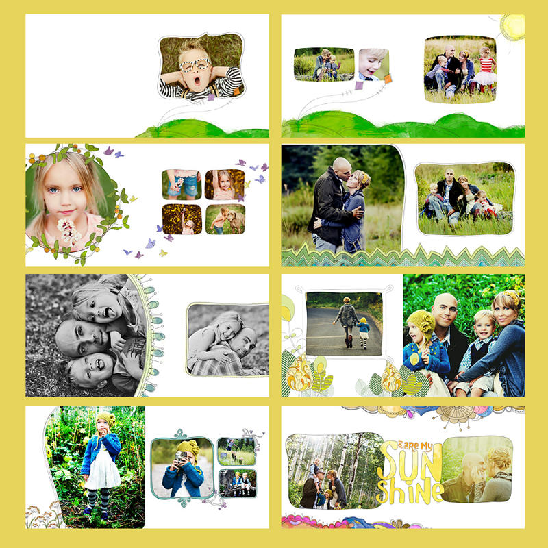 family-book-copy Win a Gift Certificate to Simplicity Photography Design by Angela Monson Contests