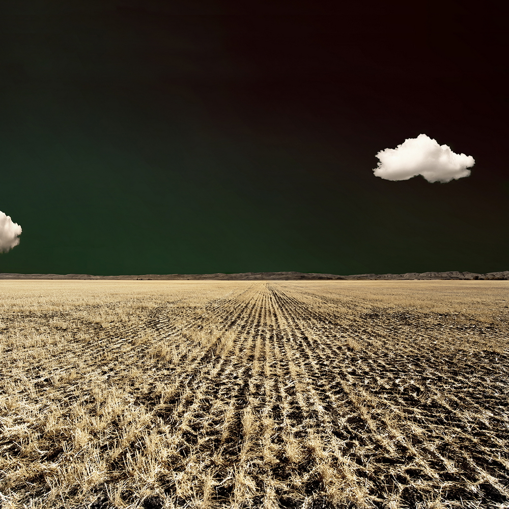 "farm-land Breathtaking ""Abstract Landscapes"" depict rural surrealism Exposure"