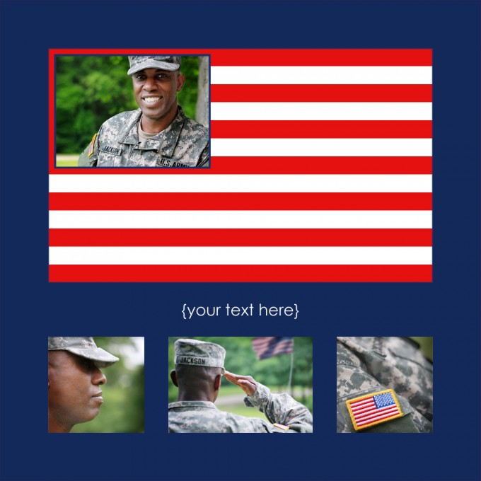 flag-example2 Celebrate 4th of July with a Free Flag Photoshop Action Free Actions Free Editing Tools Photoshop Actions