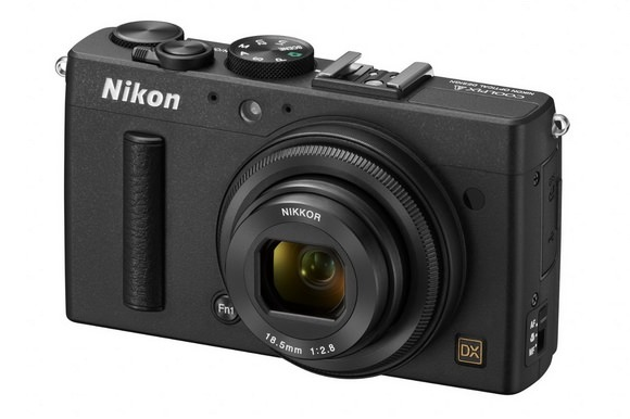 Flagship Nikon Coolpix camera