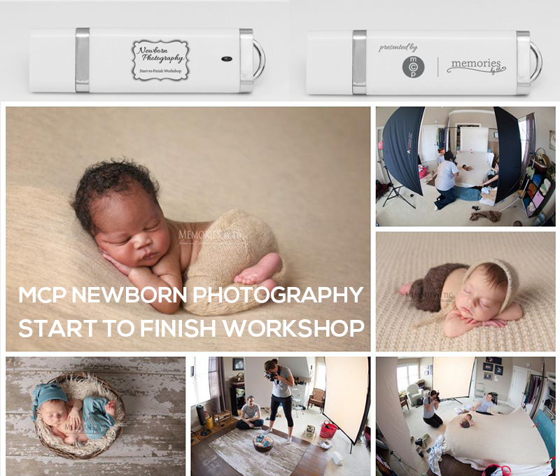 flash-drive-workshop MCP Newborn Photography Workshop - Now Available Whenever, Wherever Announcements Photography Tips Workshops