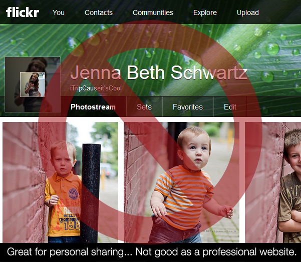 flickr How To Rank In Google Search As A Local Photography Business Business Tips