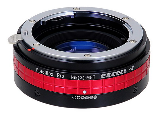 fotodiox-excell-nikon Fotodiox Excell +1 lens adapter released for Micro Four Thirds cameras News and Reviews