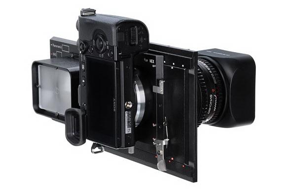 Fotodiox Vizelex RhinoCam for Sony E-mount cameras officially announced