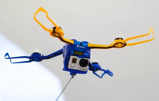 fotokite-phi Fotokite Phi is a drone that you fly around like a kite News and Reviews