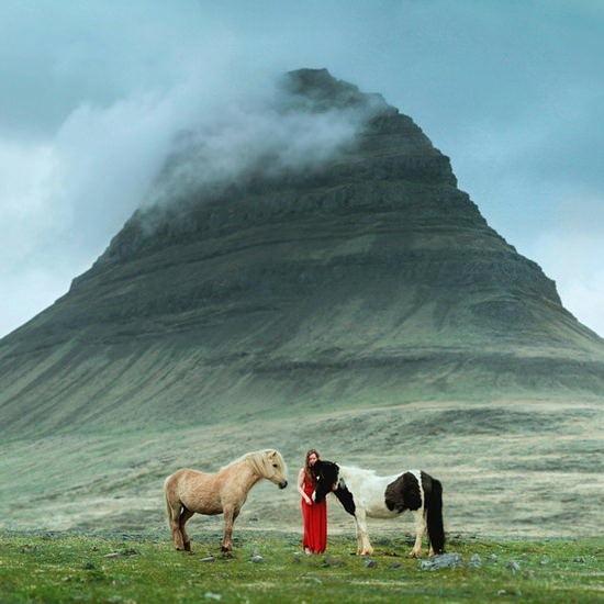 free-horses Ethereal landscape photos with people in them by Elizabeth Gadd Exposure