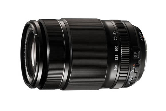 Fujifilm XF 55-200mm lens leaked photo