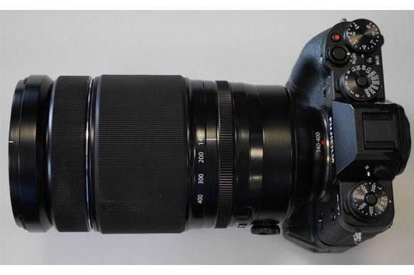 Fuji 140-400mm f/4-5.6